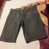Men's size 34 new denim grey shorts Urban Pipeline in Fort Riley, Kansas