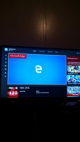 32'' sony 1080p flat screen tv /with remote in Fort Leonard Wood, Missouri