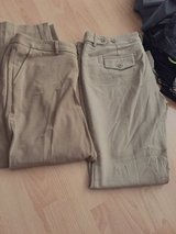 Size 7 and 8 dressy pants in Ramstein, Germany