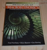 Principles of Macroeconomics, Understanding our Material World (Paperback) in Ramstein, Germany