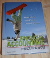 Financial Accounting, for Undergraduates (Hardcover) in Ramstein, Germany