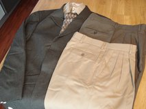 Suit Jacket, Two Slacks, Shirt, and Tie in Ramstein, Germany