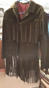 1960's Suede fringe hippie jacket in Warner Robins, Georgia