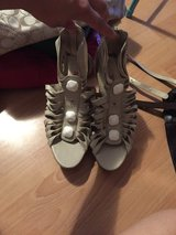 Size 8.5 wedges in Ramstein, Germany