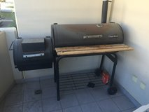 Charcoal Grill in Ramstein, Germany