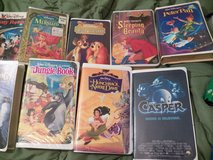 18 VHS Disney/Children's Tapes in Houston, Texas