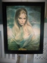 """Vintage Collecters Painting """"Girl of Valentino"""" in Yucca Valley, California"""