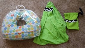 boppy pillow and sling in Fort Drum, New York