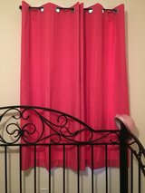 Curtains in Fort Drum, New York