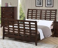 Consignment ~ Solid Wood Full Bed in Beaufort, South Carolina