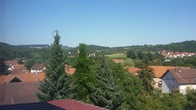 10 minutes to base appartment in Ramstein, Germany