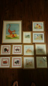 Winnie the Pooh pictures in frames in Leesville, Louisiana