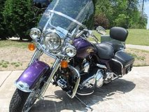 2008 Harley Davidson Road King Classic in Tyndall AFB, Florida