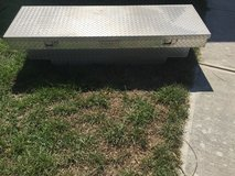 """Better Built Co. midsize truck tool box 64"""" Made in USA excellent condition (no key) in Beaufort, South Carolina"""