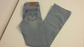 Levis Light Blue Jeans - Size 9M in Ramstein, Germany