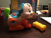 Vtech shake & learning pup in Conroe, Texas
