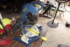 GMC MITER SAW AND SKIL SAW in Houston, Texas