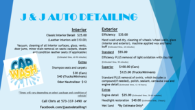 J & J Auto Detailing in Fort Drum, New York