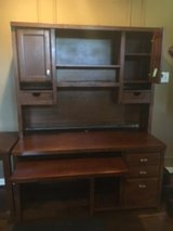 Desk, printer table and file cabinet in Kingwood, Texas