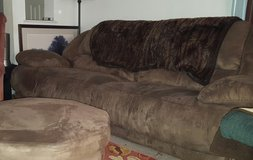 RECLINING SOFA in Travis AFB, California