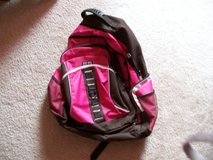 pink backpack in Camp Lejeune, North Carolina