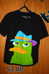 Perry the Platypus T-Shirt in Nellis AFB, Nevada