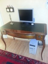 french writing table fruitwood best conditon in Ramstein, Germany