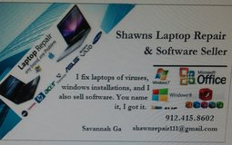 Any software you may need for windows/Mac I have in stock. You name it I got it in Beaufort, South Carolina