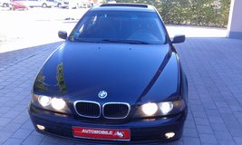Automatic Bmw 523i with brand new inspecrion in Hohenfels, Germany