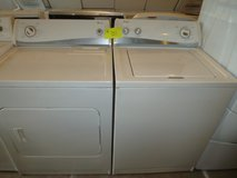 Amana Washer and Dryer Set in Wilmington, North Carolina
