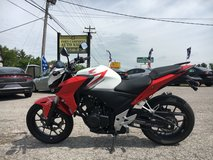 2015 HONDA CB500FF 4-Cyl in Fort Campbell, Kentucky