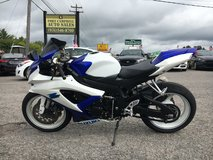 2008 SUZUKI GSX-600K8 4-Cyl, 499 cc 4 Unleaded Gas in Fort Campbell, Kentucky