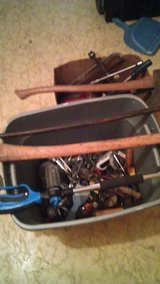 Mixed Lot Miscellaneous Tools in 2 boxes in Springfield, Missouri