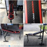 Weider Pro Weight Bench in Beaufort, South Carolina
