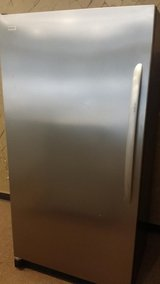 Stainless steel freezer with Ice maker in Cleveland, Texas