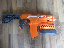 Nerf Demolisher and Strong Arm in Baumholder, GE