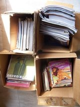 4 (four) Boxes of Misc. Books & Mags in Alamogordo, New Mexico
