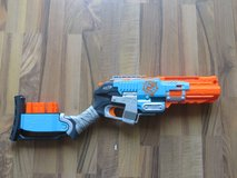 Nerf Zombie Strike Sledge Fire in Baumholder, GE