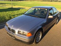 BMW 316 i 4 door sunroof summer and winter tyre Nice Car Inspection NEW !!! in Hohenfels, Germany