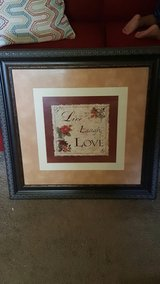 Large picture frame in Lawton, Oklahoma