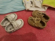 1m baby sperry shoes in Hinesville, Georgia