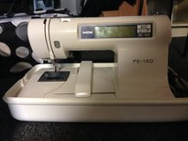 Brother PE 150 Personal Embroidery System in Houston, Texas