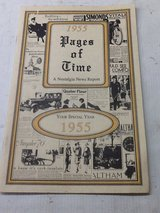 1955 Pages of Time A Nostaligia New Report in The Woodlands, Texas