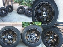 "20"" XD SERIES 796 REVOLVER (BRONZE) WHEELS in San Diego, California"