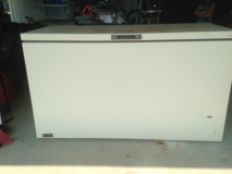 22 cu.ft. Whirlpool Chest Freezer in Hopkinsville, Kentucky
