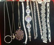 Sterling Silver Bracelets & Necklaces in Warner Robins, Georgia