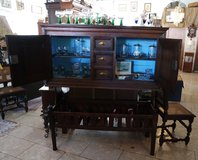 cool antique cabinet from France ...ideal conversation piece ...bar cabinet in Baumholder, GE