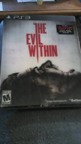 Ps3 the Evil within in Beaufort, South Carolina