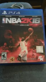 Ps4 NBA 2k16 in Beaufort, South Carolina