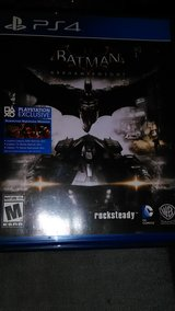Ps4 batman Arkham knight in Beaufort, South Carolina